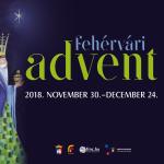 Fehérvári Advent: hangulatos fények, zenélő padok, koncertek a Belvárosban