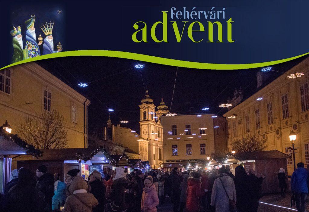 Fehérvári Advent @ Székesfehérvár, Belváros