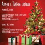 Advent a Távírda utcában