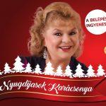 Nyugdíjasok karácsonya Oszvald Marikával