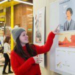 Friss és fiatalos: ünnepi plakáttervek a diákoktól