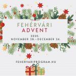 Fehérvári Advent: fények és hangulatok