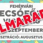 Elmarad az idei Fehérvári Lecsófőző Vigasság