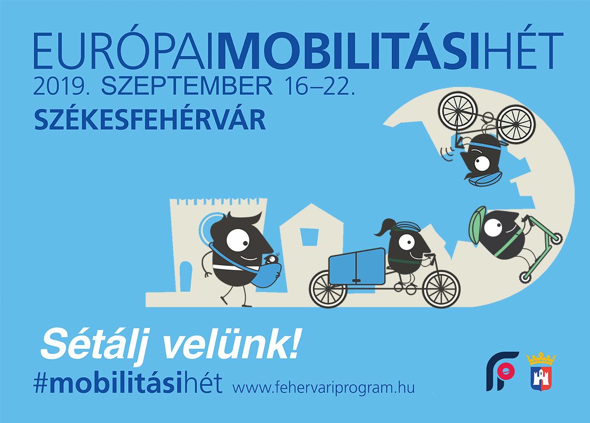 Európai Mobilitási Hét @ Belváros