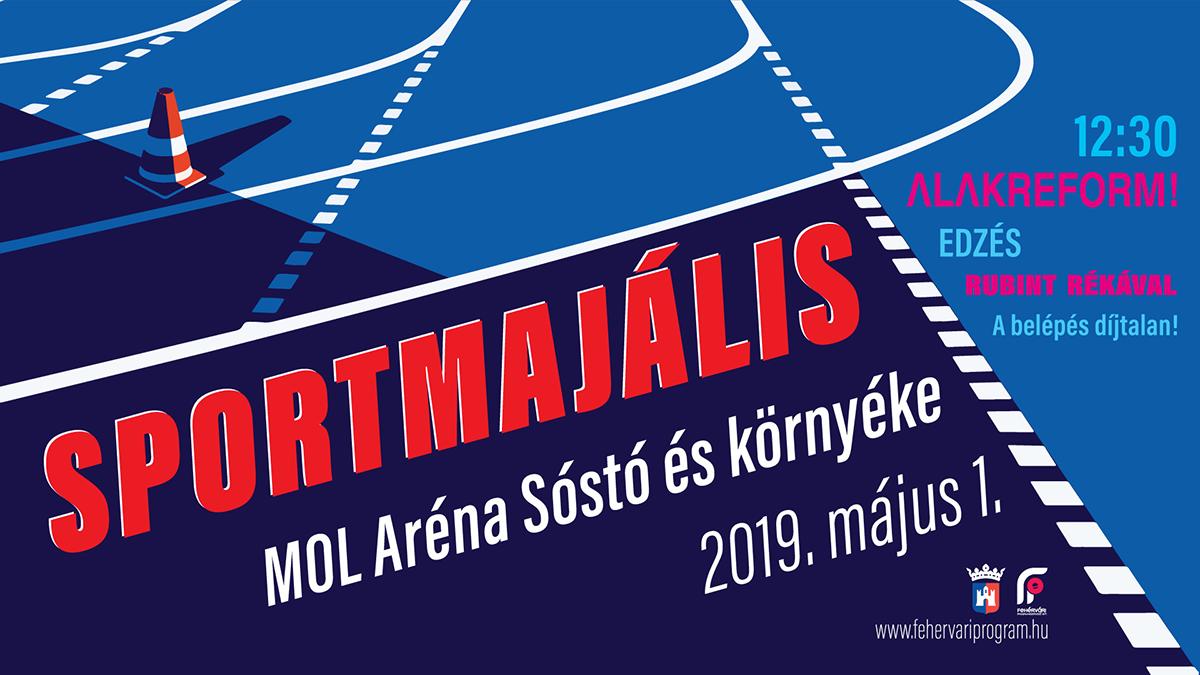 Sportmajális @ MOL Aréna Sóstó
