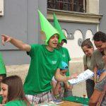 Iskolai közösségi szolgálat a városi rendezvényeken