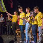 A sárga lett a nyerő szín: a Hirtelen jó lesz csapata az első Siklósi-díjas