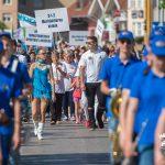 Több mint kétezer sportoló vonul fel