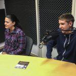 A Siklósi-vetélkedő győztesei a rádióban