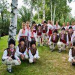 Ifjú néptáncosok Fehérváron