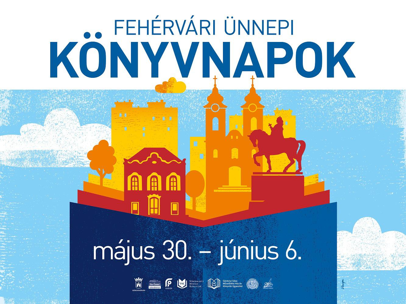 Fehérvári Ünnepi Könyvnapok @ Székesfehérvár könyvtárai