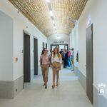 Duális hallgatónk bejárta a Corvinus új épületét