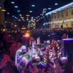 Karácsonyváró koncertek az Adventi színpadon