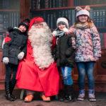 Találkozás Joulupukkival