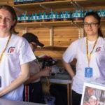Önkéntesek százai dolgoztak a rendezvények sikeréért