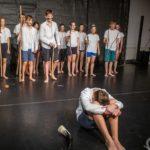 Ifjú színjátszók a Backstage-ben