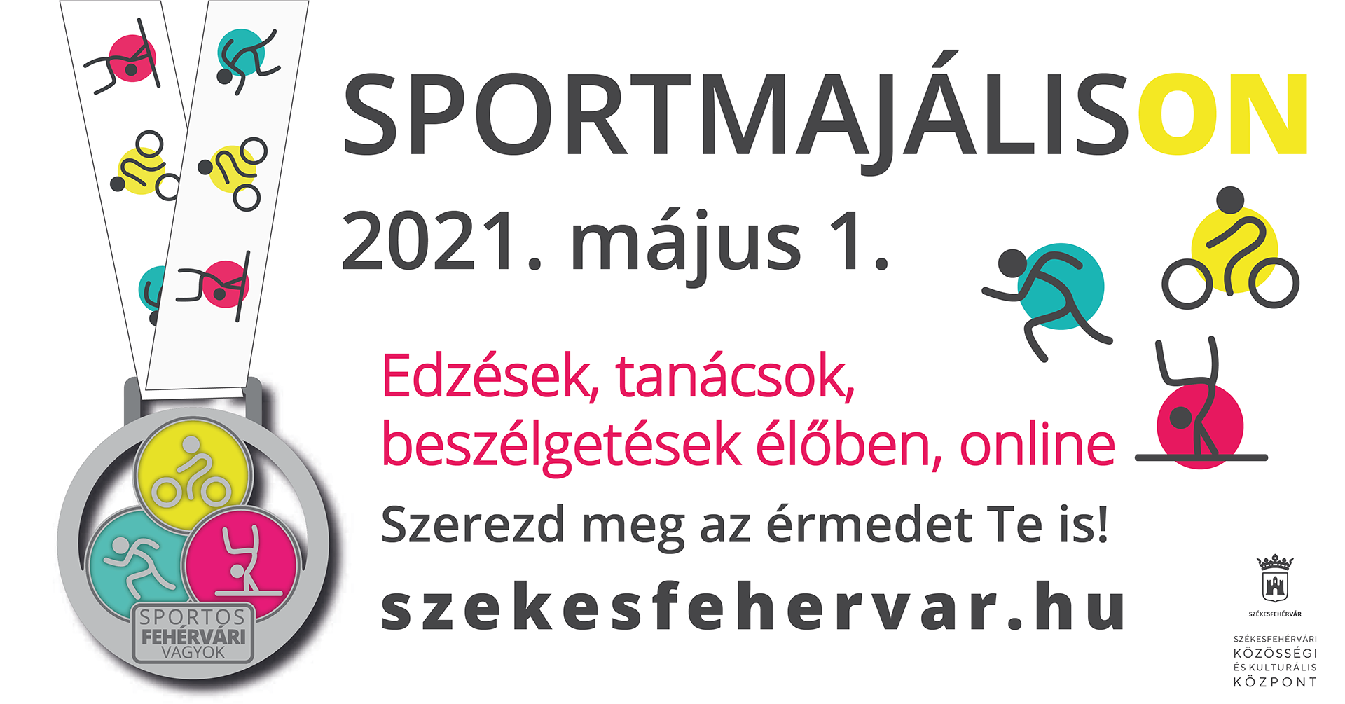 SportmajálisON 2021 @ Székesfehérvár