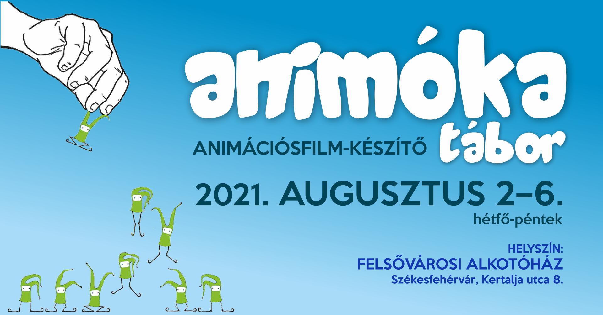 Animóka animációsfilm-készítő tábor @ Felsővárosi Alkotóház
