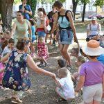 Mese, játék és sok jó zene a Zichy ligeti pikniken