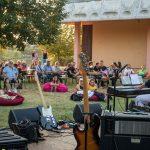 A magyar dal ünnepe a tóparton