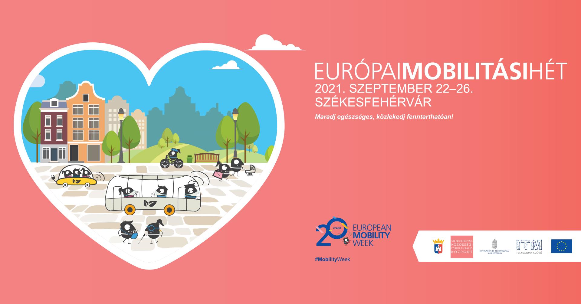 Európai Mobilitási Hét @ Székesfehérvár